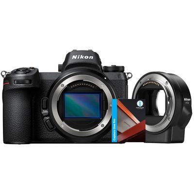 Für weitere Info hier klicken. Artikel: Nikon Z6 + FTZ Objektivadapter + Capture One Pro 12