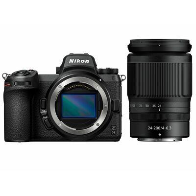 Für weitere Info hier klicken. Artikel: Nikon Z6 II + Nikkor Z 24-200 mm f/4,0-6,3 VR
