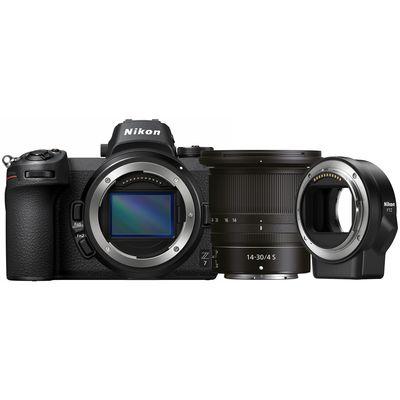 Für weitere Info hier klicken. Artikel: Nikon Z7 + 14-30mm f/4.0 S + FTZ Objektivadapter