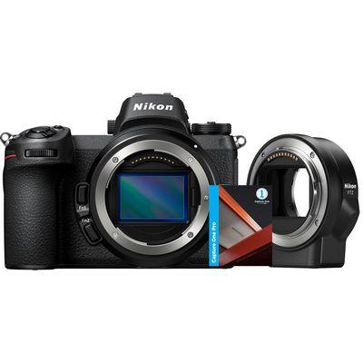 Für weitere Info hier klicken. Artikel: Nikon Z7 + FTZ Objektivadapter + Capture One Pro 12