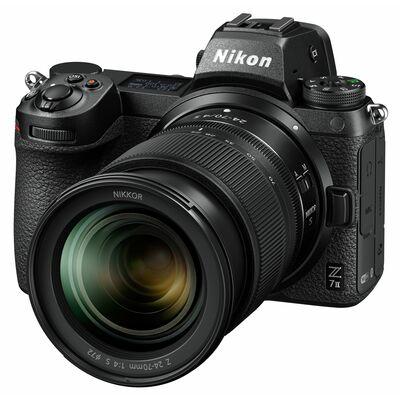 Für weitere Info hier klicken. Artikel: Nikon Z7 II + Nikkor Z 24-70mm f/4,0 S