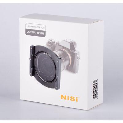 Für weitere Info hier klicken. Artikel: NiSi 100 mm-System Filterhalter f. Laowa 2,8/12 mm Zero-D