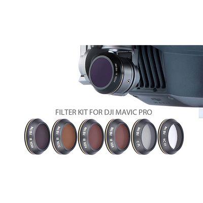 Für weitere Info hier klicken. Artikel: NiSi Filterset für DJI Mavic Pro