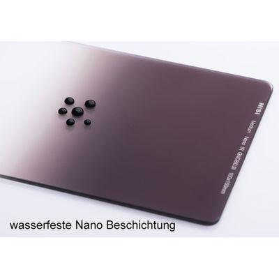 Für weitere Info hier klicken. Artikel: NiSi Medium nano iR GND8(0,9) 100x150 mm 3 Stop Grauverlaufsfilter