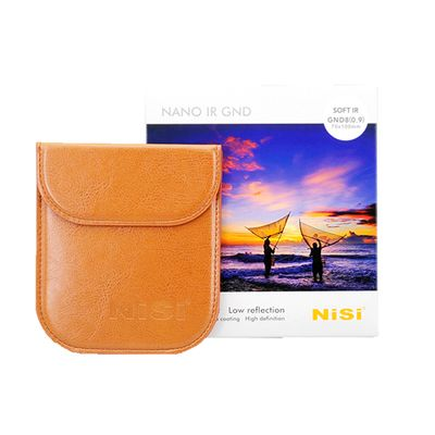 Für weitere Info hier klicken. Artikel: NiSi Soft nano iR GND8 70mm System