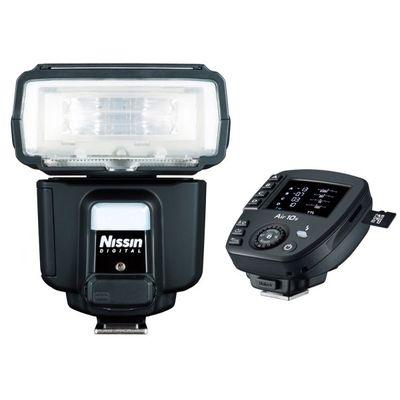 Für weitere Info hier klicken. Artikel: Nissin i60A KIT ( inkl. Air 10s ) Canon