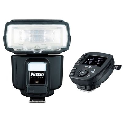Für weitere Info hier klicken. Artikel: Nissin i60A KIT ( inkl. Air 10s ) Fujifilm