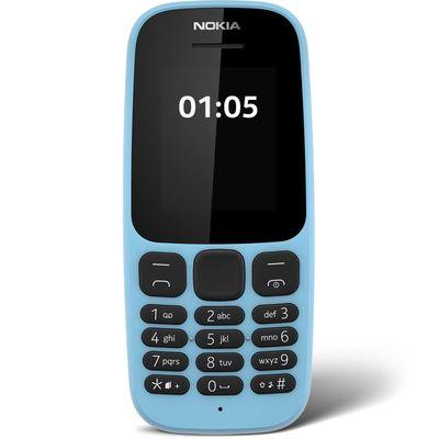 Für weitere Info hier klicken. Artikel: Nokia 105 blue Dual SIM Smartphone