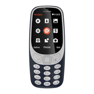 Für weitere Info hier klicken. Artikel: Nokia 3310 Dual Sim Mobiltelefon dunkelblau