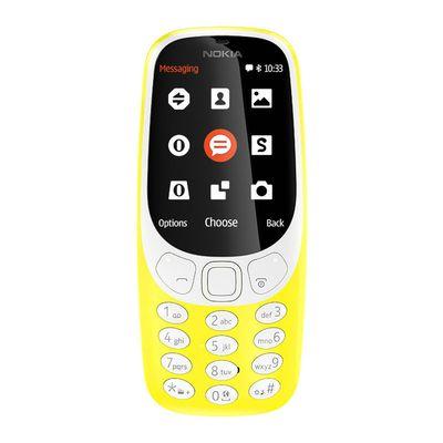 Für weitere Info hier klicken. Artikel: Nokia 3310 Dual Sim Mobiltelefon gelb