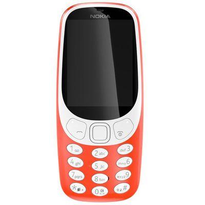 Für weitere Info hier klicken. Artikel: Nokia 3310 Dual Sim Mobiltelefon rot