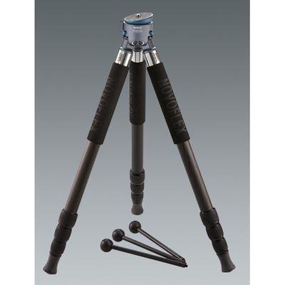 Für weitere Info hier klicken. Artikel: Novoflex 3-Bein Stativ m. Kalotte, 4-Segment Carbonbeinen, 3 austauschbaren Minibeinen und Stativtasche