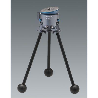 Für weitere Info hier klicken. Artikel: Novoflex 3-Bein Stativ mit Kalotte und 3-Minibeinen