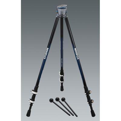 Für weitere Info hier klicken. Artikel: Novoflex 3-Bein Stativ mit Kalotte, Wanderstockbeinen und 3 austauschbaren Minibeinen