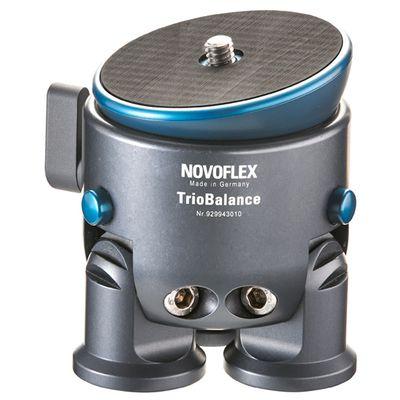Für weitere Info hier klicken. Artikel: Novoflex TrioBalance, 3-Bein Stativbasis mit integrierter Kalotte