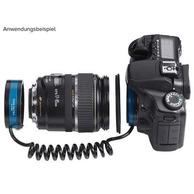 Für weitere Info hier klicken. Artikel: Novoflex automatischer Umkehrring Canon EF