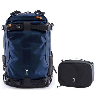 Für weitere Info hier klicken. Artikel: Nya-Evo Fjord 36 Action Pack + Fotoeinsatz Blau mit S Inlay