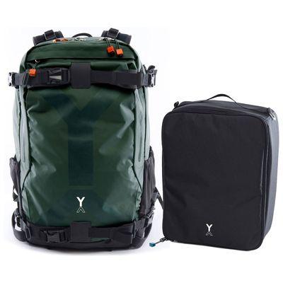 Für weitere Info hier klicken. Artikel: Nya-Evo Fjord 36 Action Pack + Fotoeinsatz Grün mit L Inlay