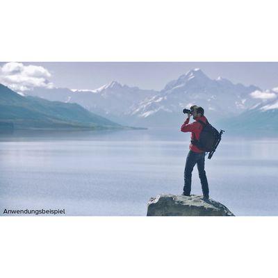 Für weitere Info hier klicken. Artikel: Nya-Evo Fjord 36 Action Pack - Fotorucksack blau