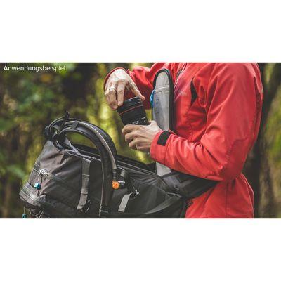 Für weitere Info hier klicken. Artikel: Nya-Evo Fjord 36 Action Pack - Fotorucksack schwarz