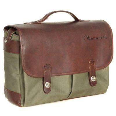 Für weitere Info hier klicken. Artikel: Oberwerth Fototasche München Cordura-Leder oliv-dunkelbraun