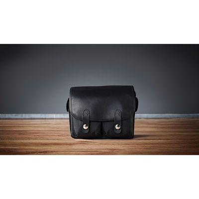 Für weitere Info hier klicken. Artikel: Oberwerth Fototasche Wetzlar Cordura-Leder schwarz-schwarz
