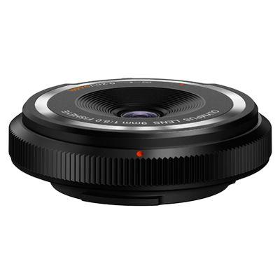 Für weitere Info hier klicken. Artikel: Olympus AF 8,0/9 Body Cap Lens schwarz Micro Four Thirds