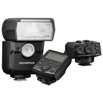 Für weitere Info hier klicken. Artikel: Olympus Blitz FL-700 WR inkl. Funkauslöser-Kit Micro Four Thirds