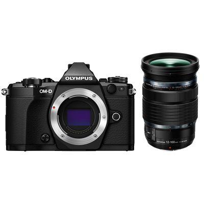 Für weitere Info hier klicken. Artikel: Olympus OM-D E-M5 Mark II, 12-100mm Kit schwarz