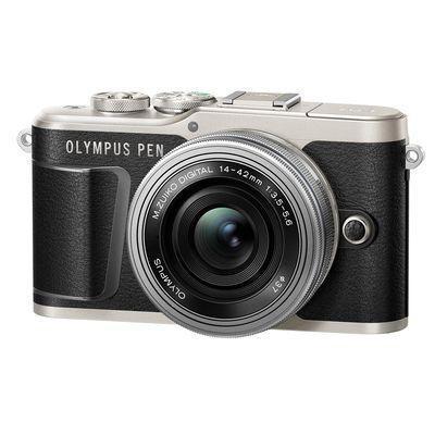 Für weitere Info hier klicken. Artikel: Olympus E-PL9 Pancake Zoom Kit schwarz-silber