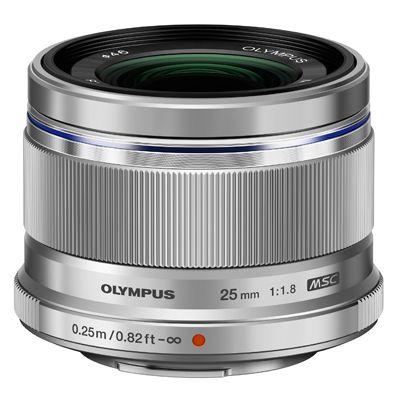 Für weitere Info hier klicken. Artikel: Olympus M.Zuiko AF 25mm f/1,8 silber Micro Four Thirds
