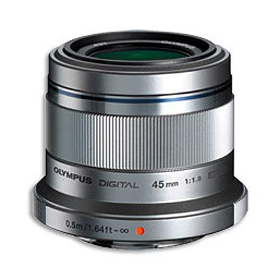 Für weitere Info hier klicken. Artikel: Olympus M.Zuiko AF 45mm f/1,8 silber Micro Four Thirds