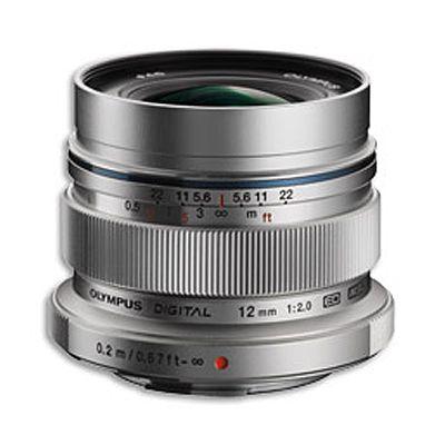 Für weitere Info hier klicken. Artikel: Olympus M.Zuiko AF 12mm f/2,0 ED silber Micro Four Thirds