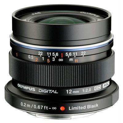 Für weitere Info hier klicken. Artikel: Olympus M.Zuiko AF 2,0/12 ED schwarz Micro Four Thirds