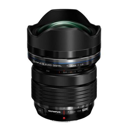 Für weitere Info hier klicken. Artikel: Olympus M.Zuiko AF 2,8/7-14 ED Pro schwarz Micro Four Thirds