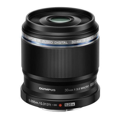 Für weitere Info hier klicken. Artikel: Olympus M.Zuiko AF 30mm f/3,5 ED Micro Four Thirds