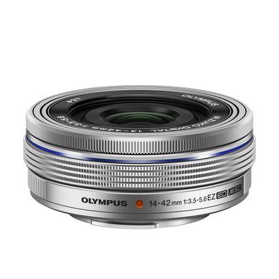Für weitere Info hier klicken. Artikel: Olympus M.Zuiko AF 14-42mm f/3,5-5,6 EZ silber Micro Four Thirds