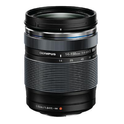 Für weitere Info hier klicken. Artikel: Olympus M.Zuiko AF 14-150mm f/4,0-5,6 ED II schwarz Micro Four Thirds