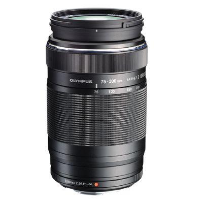 Für weitere Info hier klicken. Artikel: Olympus M.Zuiko AF 75-300mm f/4,8-6,7 ED II Micro Four Thirds
