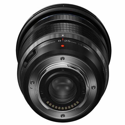 Für weitere Info hier klicken. Artikel: Olympus M.Zuiko AF 8-25mm f/4.0 Pro ED