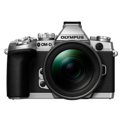 Für weitere Info hier klicken. Artikel: Olympus OM-D E-M1,AF 12-40 silber Micro Four Thirds