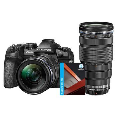 Für weitere Info hier klicken. Artikel: Olympus OM-D E-M1 Mark II, AF12-40, AF 40-150 + Capture One Pro 12