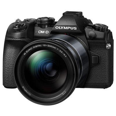 Für weitere Info hier klicken. Artikel: Olympus OM-D E-M1 Mark II inkl. 12-200mm