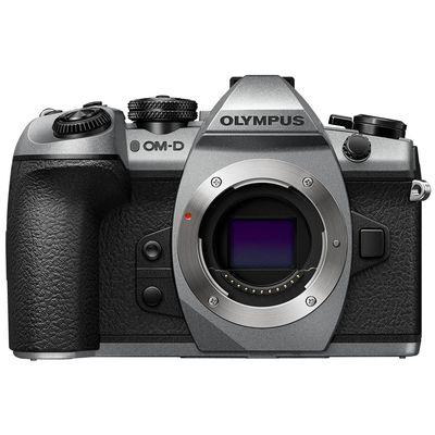 Für weitere Info hier klicken. Artikel: Olympus OM-D E-M1 Mark II silber