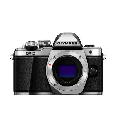Für weitere Info hier klicken. Artikel: Olympus OM-D E-M10 II Gehäuse silber