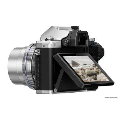 Für weitere Info hier klicken. Artikel: Olympus OM-D E-M10 III + M.Zuiko 14-150mm II silber
