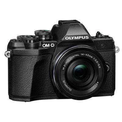 Für weitere Info hier klicken. Artikel: Olympus OM-D E-M10 III,AF 3.5-5.6/14-42 EZ schwarz