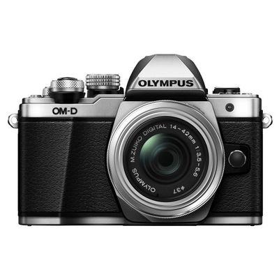 Für weitere Info hier klicken. Artikel: Olympus OM-D E-M10 Mark II silber-silber AF 14-42mm II R Kit