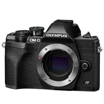 Für weitere Info hier klicken. Artikel: Olympus OM-D E-M10 Mark IV schwarz Micro Four Thirds