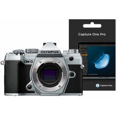 Für weitere Info hier klicken. Artikel: Olympus OM-D E-M5 III + Capture One Pro 20 silber